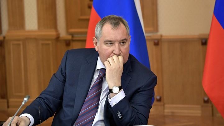 Рогозин ответил Новой газете, оскорбившей его по зову либерального сердца