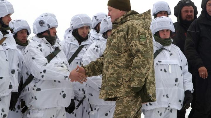 «Фантастическая армия» Порошенко: Чему солдат НАТО могут научить ВСУ