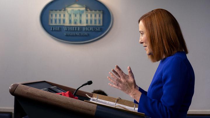 При Обаме такой (censored) не было: Джен Псаки не сдержалась и сорвала маски