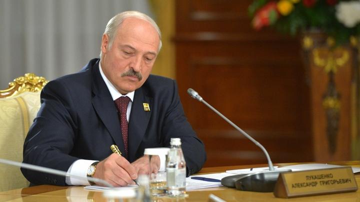 Президент Беларуси предупредил об огромных количествах голодных смертей на границе с ЕС
