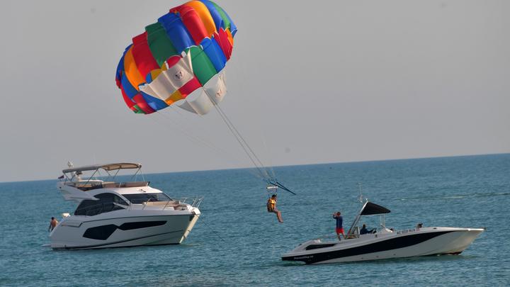 На Кубани после падения туриста с 15 метров в море завели уголовное дело