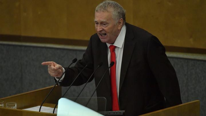 Жириновский назвал три способа решения карабахского конфликта: Два - через Россию, один - царский