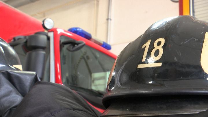 Клубы чёрного дыма, взрывы в Москве: В столице горит склад с газовым оборудованием - источник
