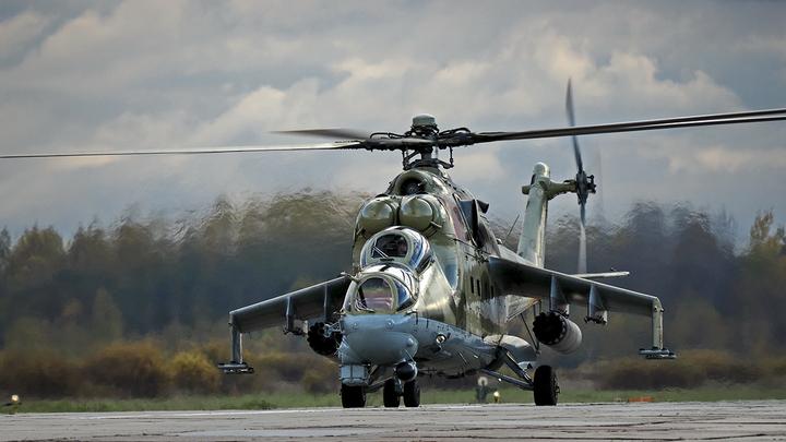 Сбитый российский вертолёт - это месть Турции: Если не сорвать мирный процесс, то хотя бы наказать