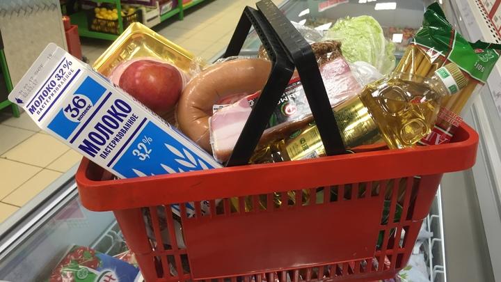 Инфляция в действии: Средний чек жителя России за поход в магазин вырос до 539 рублей