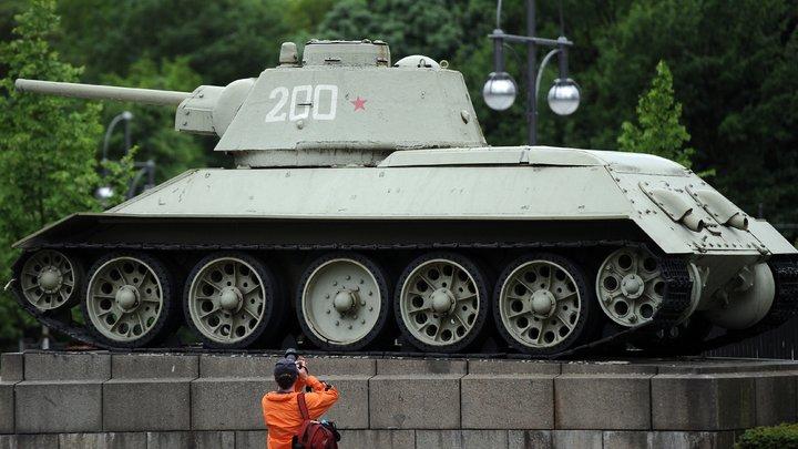 Советский танк Т-34, бравший Кенигсберг, примет участие в параде Победы - 2018