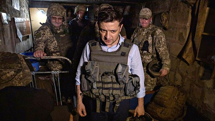 Новая реприза киевского паяца: Зеленский позвал Путина неведомо куда и непонятно зачем