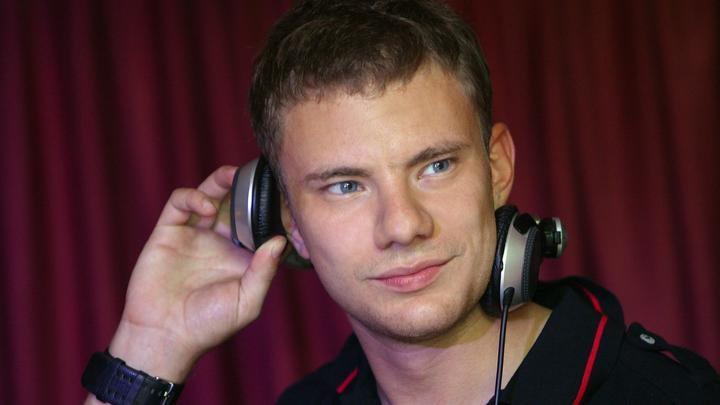 За сильную Россию: DJ Smash стал участником движения Putin Team