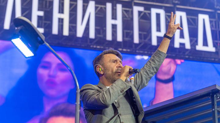 Зашкалил борзометр: Изобразивший Христа Шнуров попал под огонь критики