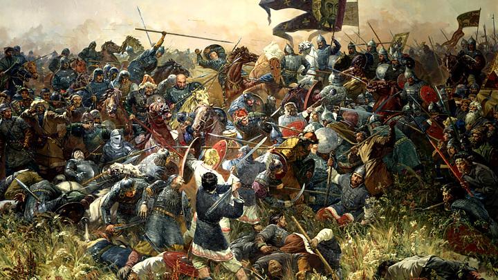 Русские вернулись: Битва, породившая империю