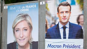 Ле Пен и Макрон: суть программ