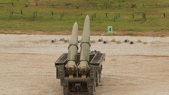 Критически важный объект поражен: На учениях Центр-2019 провели успешный запуск ракеты Искандер-М