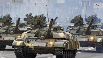 Украинские борцы с коррупцией выдали российские Т-90 за львовские танки