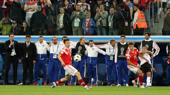 Врач сборной России заверил, что все допинг-пробы игроков чистые