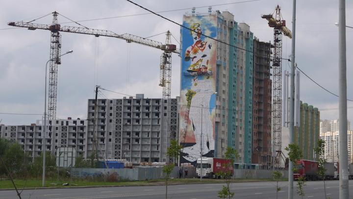 В Челябинске завершился фестиваль стрит-арта Культурный код