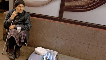 Юрий Пронько: Каждый седьмой гражданин России нищий, но правительству на это плевать