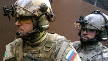 Дух русского солдата живёт вечно