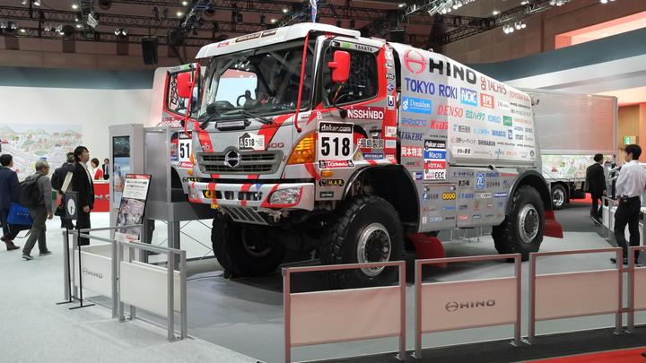 Грузовики Hino Motors сойдут с подмосковного конвейера в 2019 году