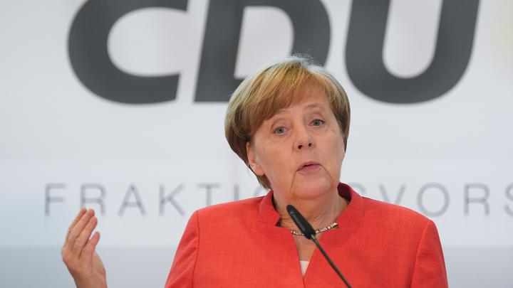 Накануне Дня Победы немцы посоветовали Меркель сделать ставку на Россию, а не на США