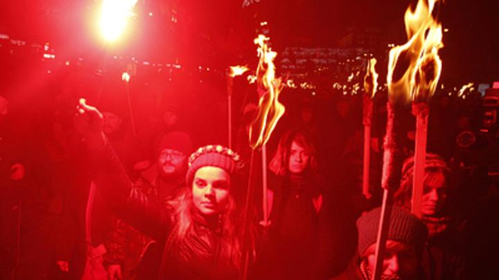Большего маразма представить себе сложно: В ответ на ликбез для Соловьева украинской журналистке напомнили урок депутата Рады