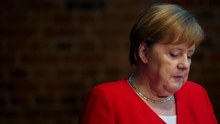 В правительстве Германии нашли оправдание новому недомоганию Меркель