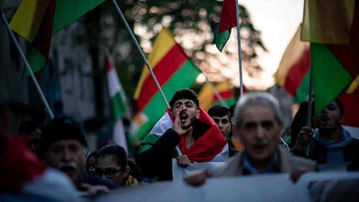 Первая смерть Источника мира: Убит один турецкий солдат. Нейтрализованы 277 курдов