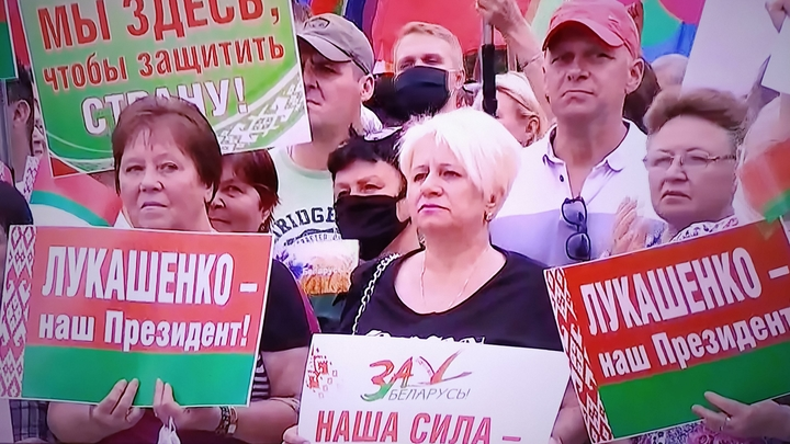 Тактика на измор: Зачем России нужен Лукашенко