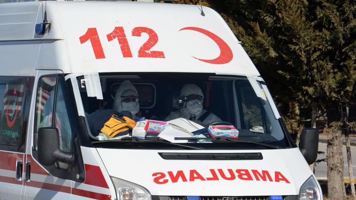 Огромная дыра в лобовом: Появились первые кадры с места гибели русской туристки в Турции