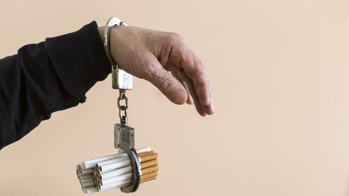 Попались, курилки: В Подмосковье арестованы табачные воры