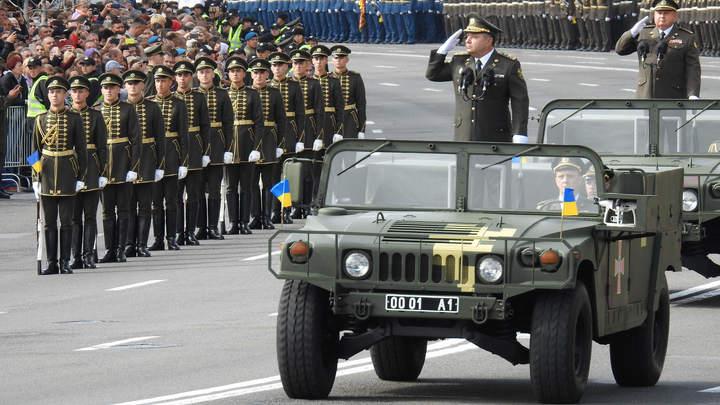 На параде в честь Дня Незалежности Киев покажет подаренное НАТО оружие