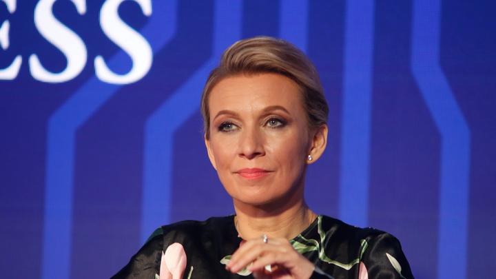 Захарова уточнила слова главы МИД Британии по разговору с Лавровым