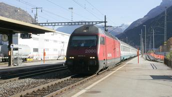 В России поезд изменил расписание ради школьницы