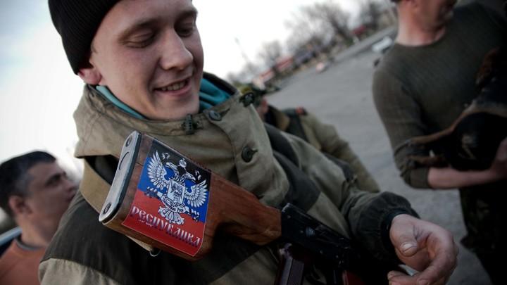Разведка ДНР: В Донбасс прибыли британские инструкторы для обучения диверсантов