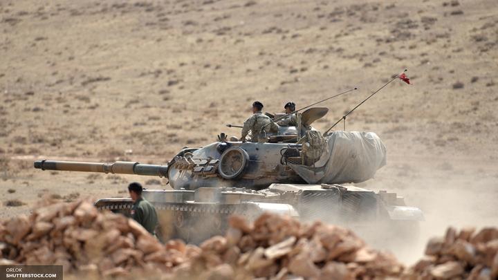 Сирийские войска продвигаются к Дейр-эз-Зору при поддержке ВКС РФ