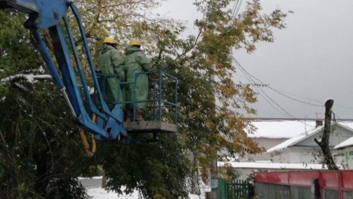 Служба спасения Кемерова устранила последствия снегопада по 94 адресам