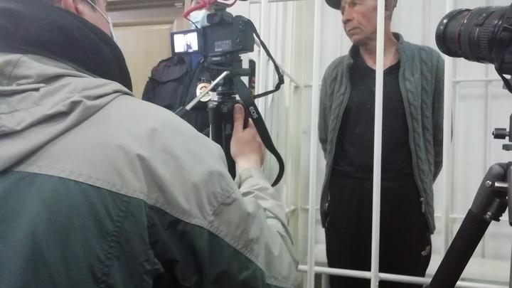 Обвиняемый в убийстве начальника забайкальского ФСИН предстал перед судом