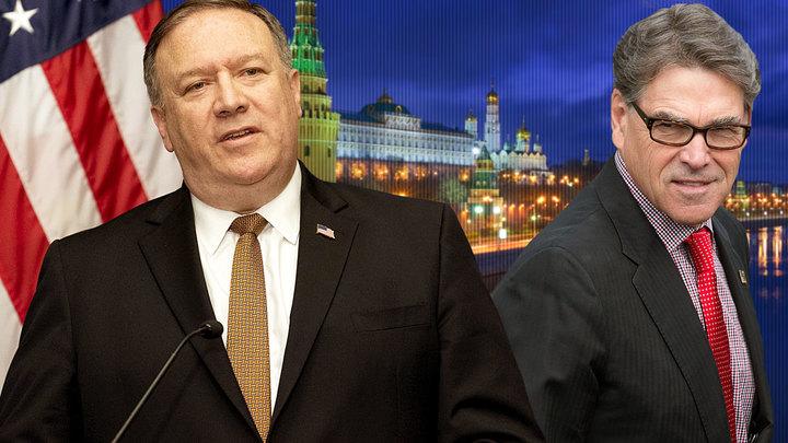 США начали наступление на Россию. Пока мирное