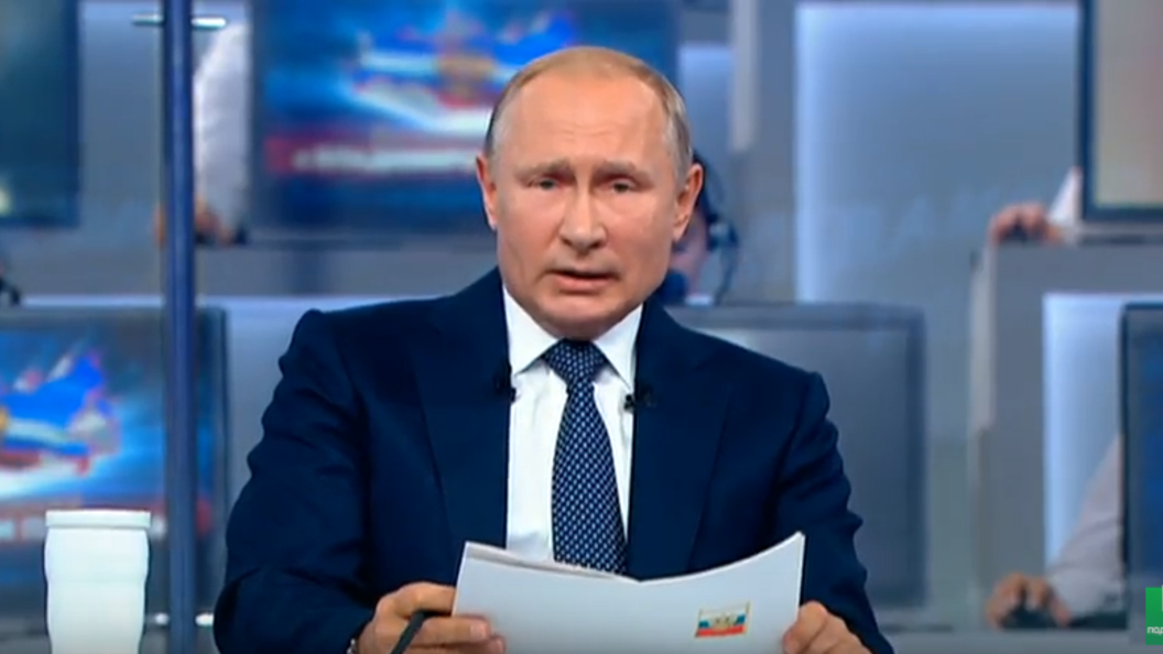Путин невидит необходимости внационализации «нефтянки»