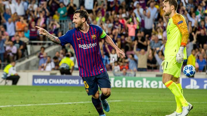 «Барселона» решила «одолжить» форму у сборной Хорватии