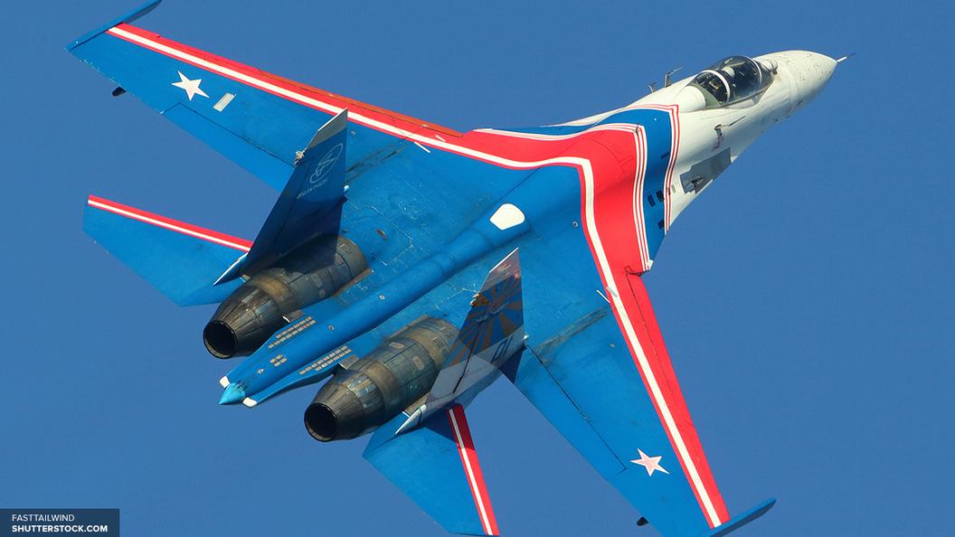 В России отмечают 40 лет со дня первого полета истребителя Су-27