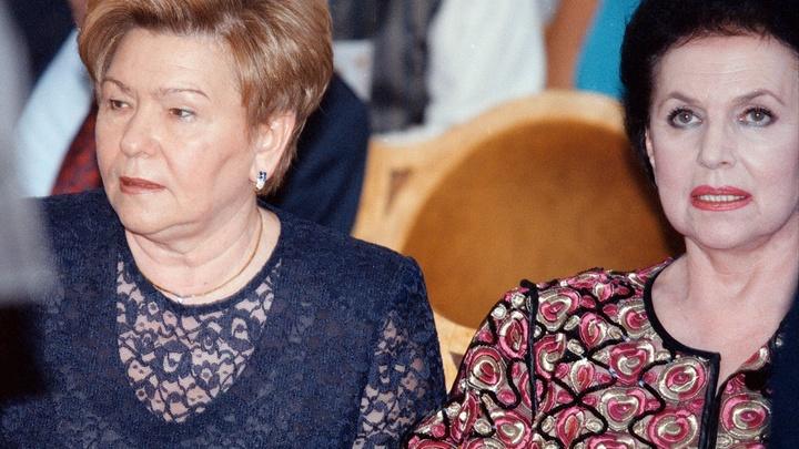 Станкевич раскрыл роль жены Ельцина в политике