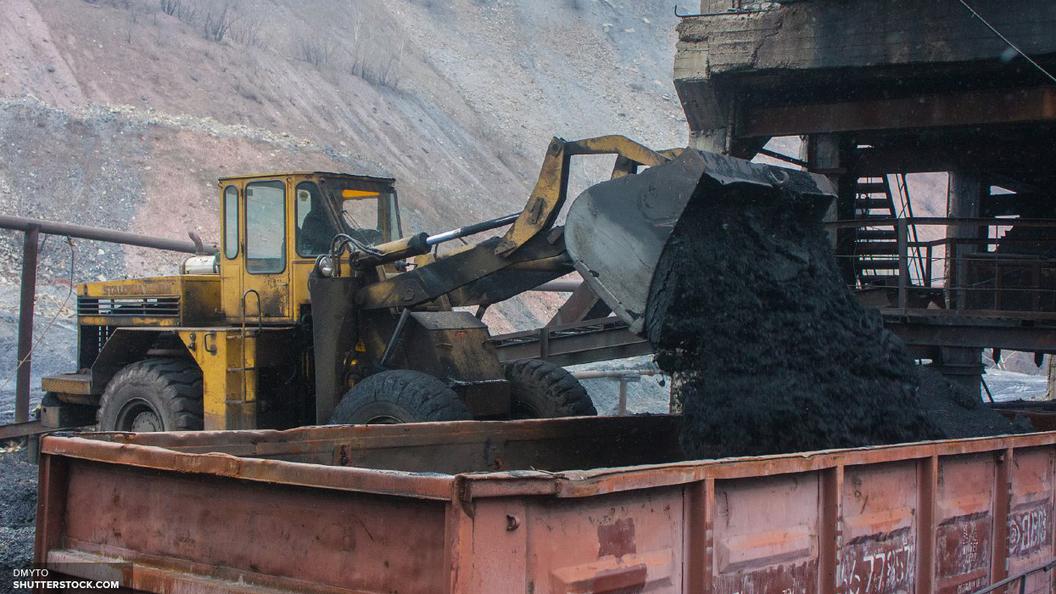 Порошенко грезит о возвращении антрацитовых шахт Донбасса