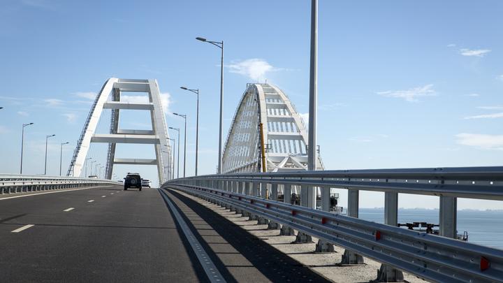 Неижпапа: Убийц Крымского моста ждём на службу в следующем году