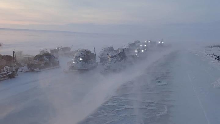 Достанет и до Гренландии: Датская разведка увидела угрозу арктического вторжения России