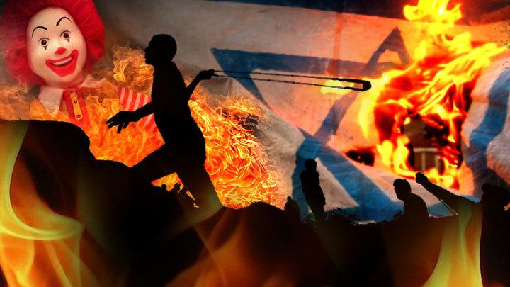 Апокалиптическая политика Государства Израиль