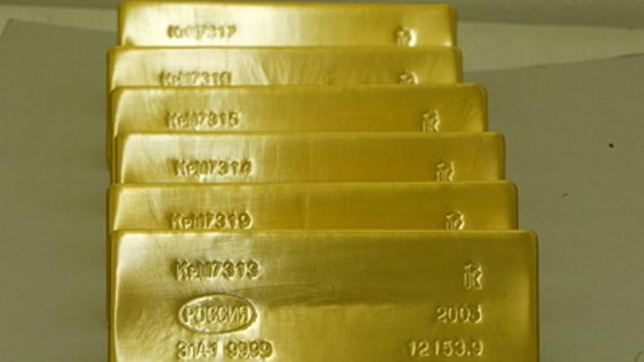 37 кг золота пытались перевезти из Забайкалья в Китай два железнодорожника