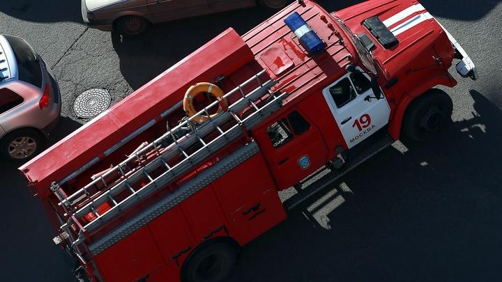 Новый пожар в столице: полыхает музей Пушкина