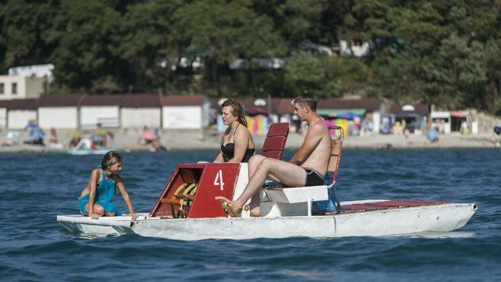 Вопреки усилиям Запада посещаемость курортов Крыма по-прежнему на высоте