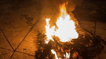 На Украине выдумали поджигателей из Донбасса, мстящих венграм