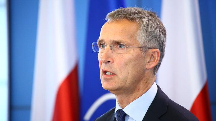 Столтенберг: Перемирие в Донбассе - не повод снимать санкции с России